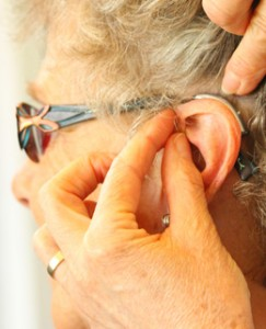 Fitting a Receiver Behind the Ear Hearing Aid