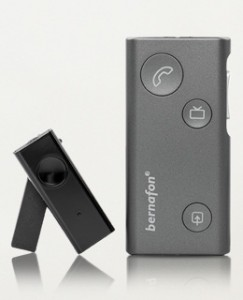 Bernafon Bluetooth Wireless Technology: SoundGate Mic and SoundGate3 Hearing Aid Accessories